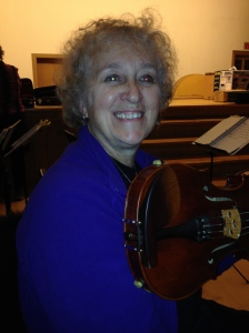 My motivation is the love of the instrument, and playing with my friends, like Eleanor!